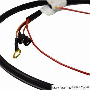 Porsche Parts Engine Wiring Harness  911  930  74