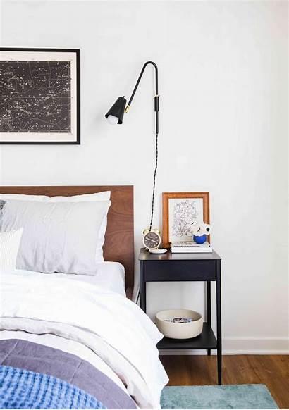Minimalist Bedroom Bed Declutter Sara Tramp Ehd
