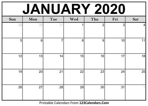 calendar jan  printable  letter templates