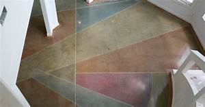 polishing concrete benefits the concrete network With artistic floor covering
