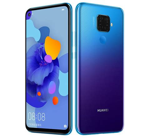 Huawei Nova 5i Pro Features, Specifications, Details