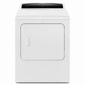 Whirlpool Wed7000dw 7 0 Cu  Ft  Cabrio U00ae High-efficiency Electric Dryer