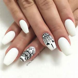 60 Pretty Matte Nail Designs | Matte nail art, Matte nails ...