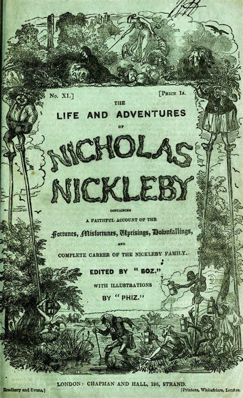 nicholas nickleby wikiquote
