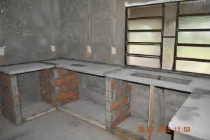 küche gemauert bau der küche pegasus 7166