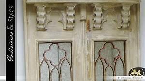 Miroir 2 Metre : grand miroir en forme de porte d 39 entr e ancienne 2 23 m tres int rieurs styles ~ Teatrodelosmanantiales.com Idées de Décoration