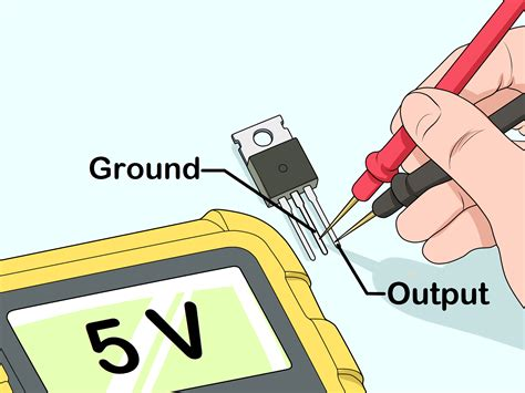 How Test Voltage Regulator Steps With Pictures
