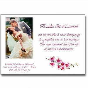Quoi Offrir Pour Une Naissance : remerciement mariage orchid e lutin faire part ~ Melissatoandfro.com Idées de Décoration