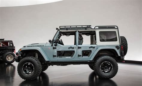 jeep wrangler half doors any word about half doors being offered on jl 2018