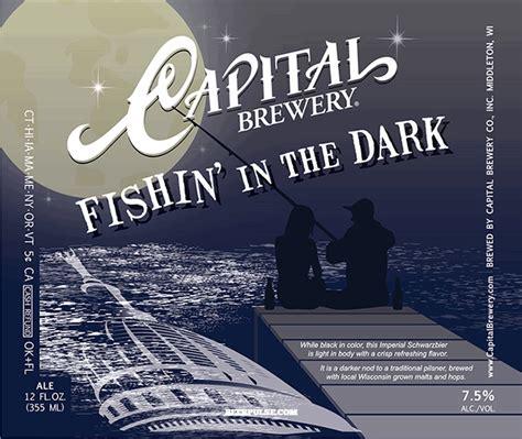 Capital Fishin' in the Dark Imperial Schwarzbier   BeerPulse