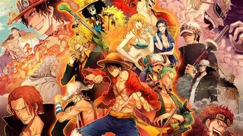 One Piece Crew New World Desktop Wallpaper #268