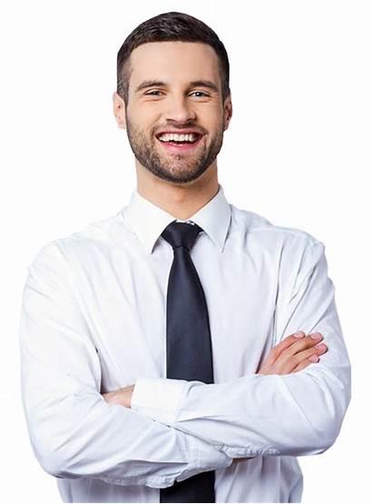Businessman Smile Handsome