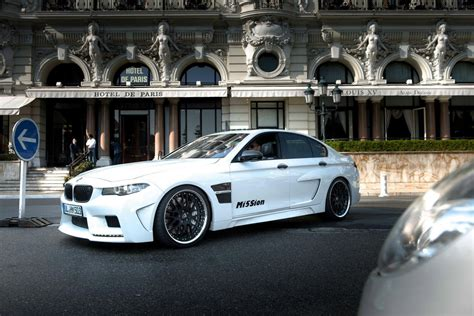 bmw custom is the hamann mi5sion the best looking custom bmw m5 ever
