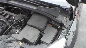Ford Focus Fuse Box And Obd2 Locations
