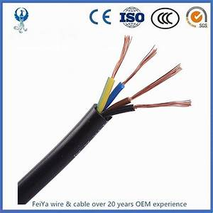 China Iec 60245 Standard 300  500v H05rr H07rn H05rn