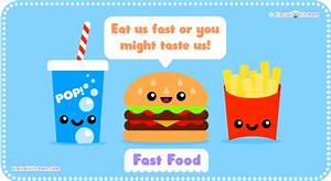 Cute Cartoon Food Pictures - Cliparts.co