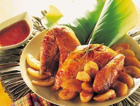cuisiner le coq pintade des îles recette du quotidien maître coq