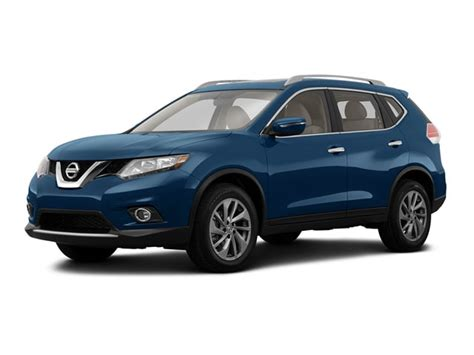 New 2016 Nissan Rogue Sl For Sale
