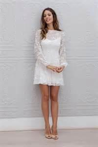 robes mariage civil 20 robes de mariée courtes de créateurs