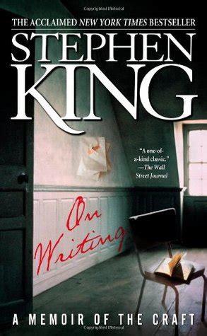 writing  memoir   craft  stephen king