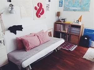Schlafsofa Für Jugendzimmer : ein kleines sofa f r eine kleine wohnung ~ Indierocktalk.com Haus und Dekorationen