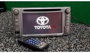 Head Unit Panasonic Standar Toyota Fortuner 2012    2013