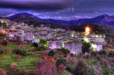 villages andalucia most towns spain