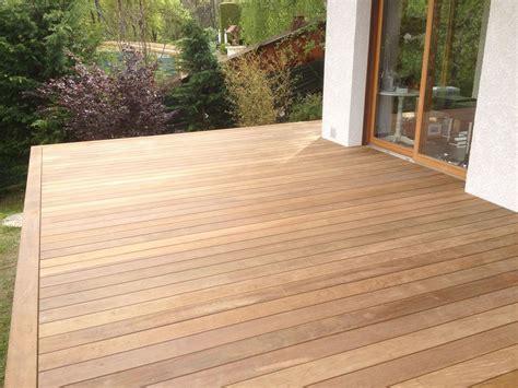 bois de terrasse ipe terrasse en bois exotique ip 233 sur pilotis et escalier
