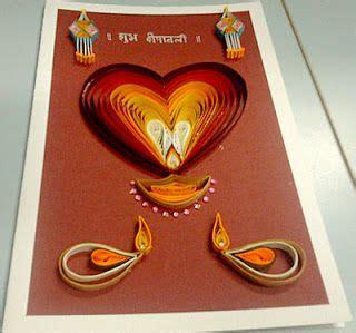 quill pill diwali greeting cards handmade diwali
