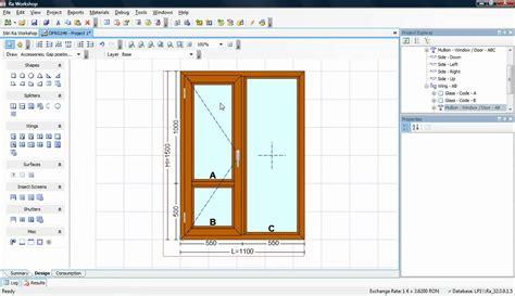 ra workshop  window quotations window door design