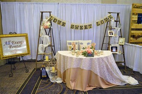rental   todays bride bridal show