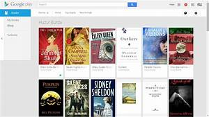 Google Play Books Is A Safe Haven For Commercial Ebook
