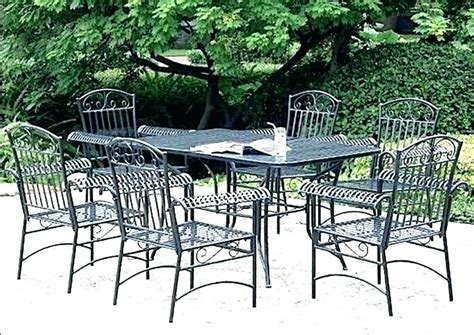 Metal Outdoor Patio Furniture by Modern Outdoor Ideas Metal Patio Furniture Cast Aluminum