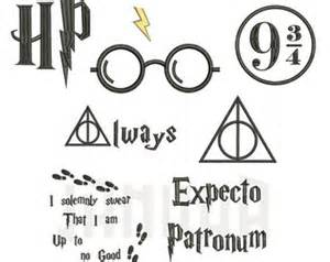 hogwarts alumni sticker harry potter logo etsy