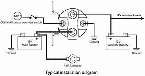 Wiring Manual Pdf  110 Volt Battery Isolator Wiring Diagram