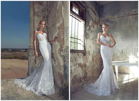 Lace Bustier Wedding Dress