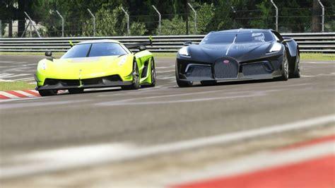 Bugatti chiron vs konigsegg jesko absolut. Koenigsegg Jesko vs Bugatti La Voiture Noire at Nordschleife in 2020   Bugatti, Koenigsegg ...