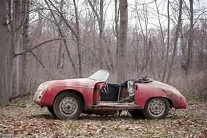 Voiture Sortie De Grange : un speedster dans une grange auto reverse ~ Gottalentnigeria.com Avis de Voitures