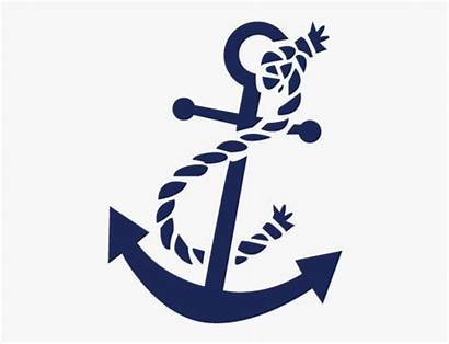 Anchor Svg Navy Clip Silhouette Foul Clipart