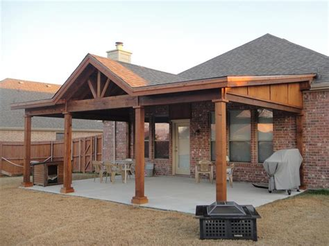 gable roof patio cover plans shed with gable patio covers gallery highest quality