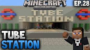 Minecraft Xbox One Building A Modern CityEP28 Tube