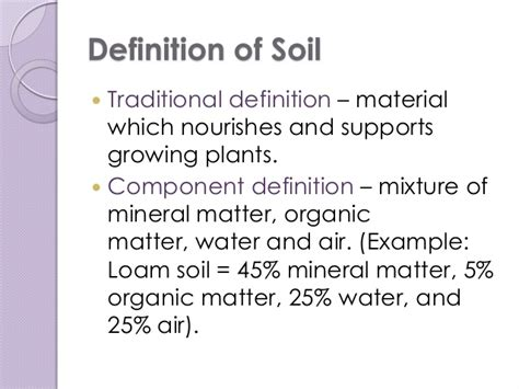 loam definition global contamination of soil