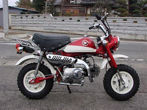 Classic Honda Monkey honda monkey bikes classic motorbikes