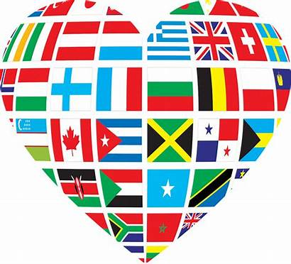 Global Citizen Country Heart Different Culture Diversity