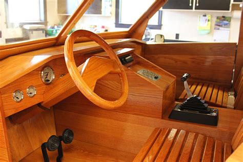 Custom Built All-wood Ford Pickup Truck