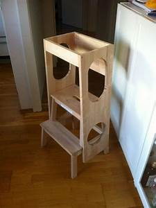 Ikea Learning Tower : der hocker kids projects wood ect pinterest montessori learning tower and kitchen helper ~ Orissabook.com Haus und Dekorationen