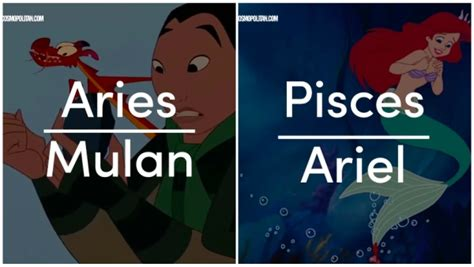 Which Disney Princess Best Describes You, According