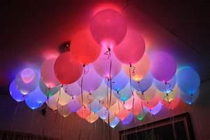 Amazing HELIUM Quality LED Balloons YouTube