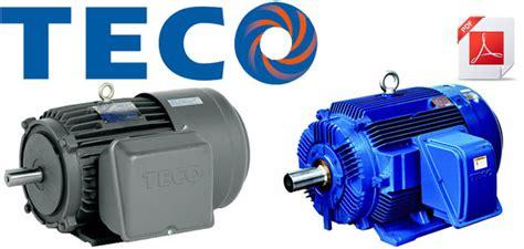 Electric Motor Catalogue by Teco Motor Impremedia Net