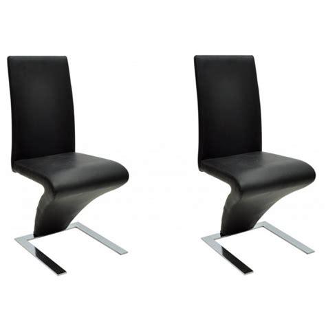 chaises de salon helloshop26 chaises salle à manger x 2 2 chaises de